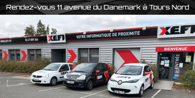 Rendez vous au showroom c1 plus xefi, 11 avenue du danemark a tours nord 37000